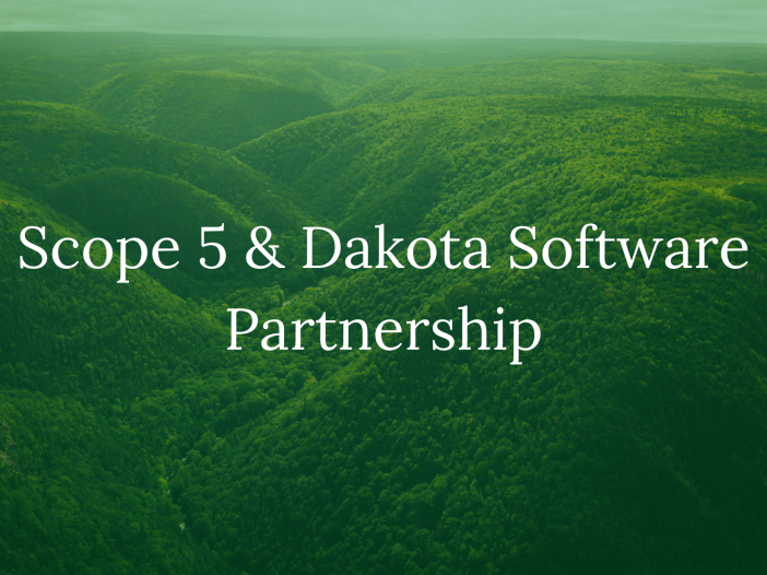 Scope 5 & Dakota Software Partnership Transforms ESG Management